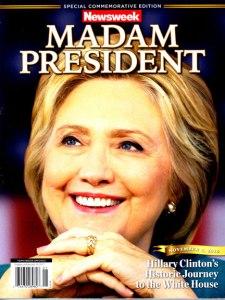 madame-president-hillary-newsweek-2016